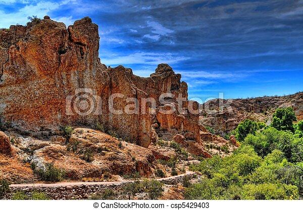 Parque nacional Zion - csp5429403