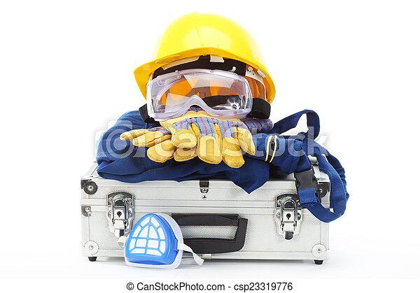 Sicherheit - csp23319776
