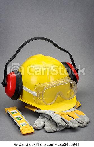 Sicherheit - csp3408941