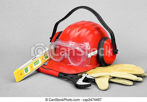 sicherheit - csp3474497