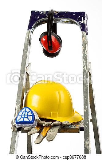 sicherheit - csp3677088