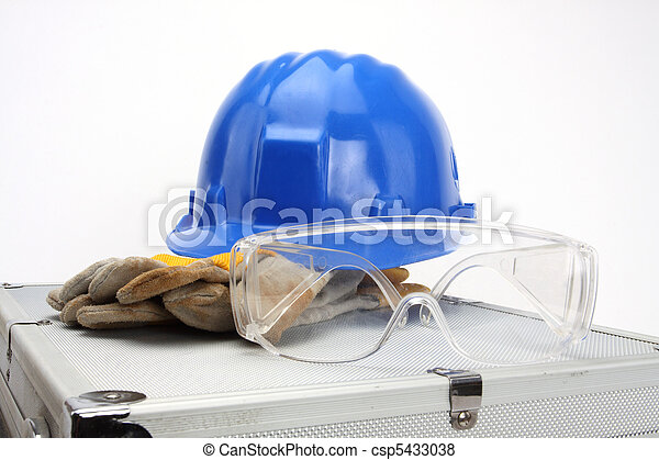 Sicherheit - csp5433038