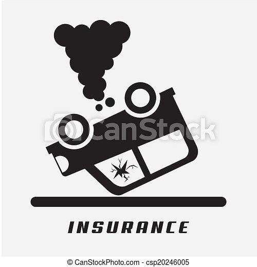 Autounfall Stock Illustrationen Bilder. 10.578 Autounfall ...