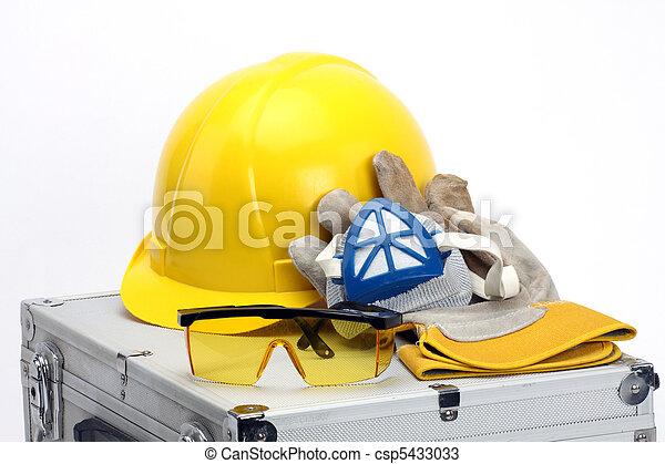 sicherheit - csp5433033