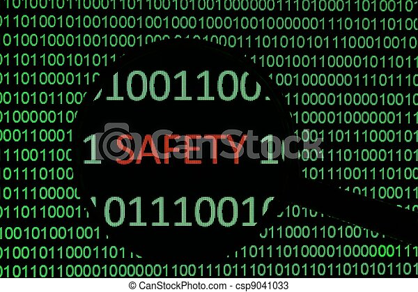 sicherheit - csp9041033