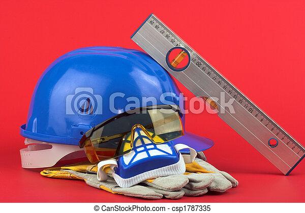 Sicherheitsausrüstung - csp1787335
