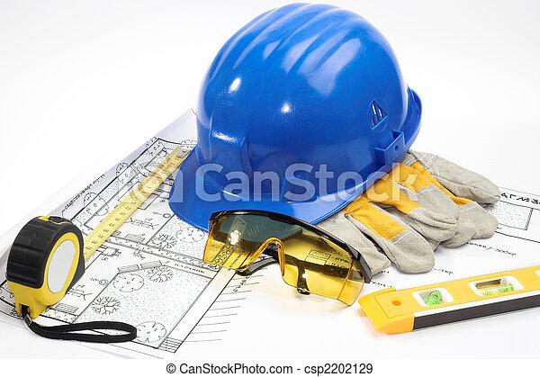 sicherheitsgang - csp2202129
