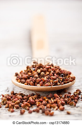 Sichuan pepper - csp13174880