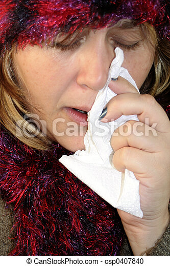 sickness - csp0407840