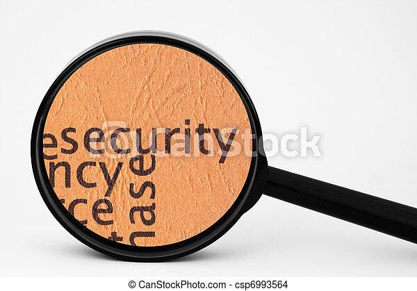 sicurezza - csp6993564