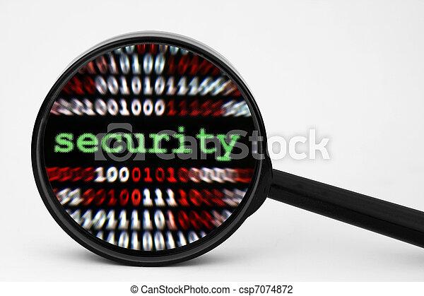 sicurezza - csp7074872
