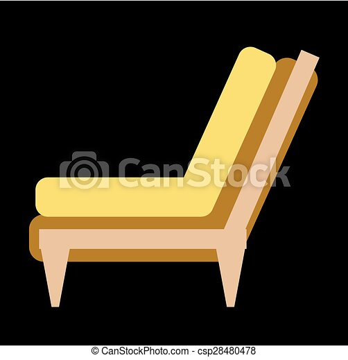 couch drawing side view. side view of home sofa - csp28480478 couch drawing a