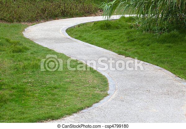 Sidewalk - csp4799180