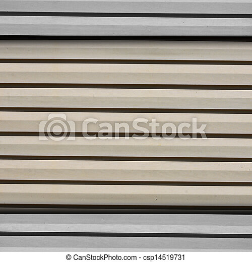siding white vinyl plastic texture background wall home pattern abstract closeup construction - csp14519731