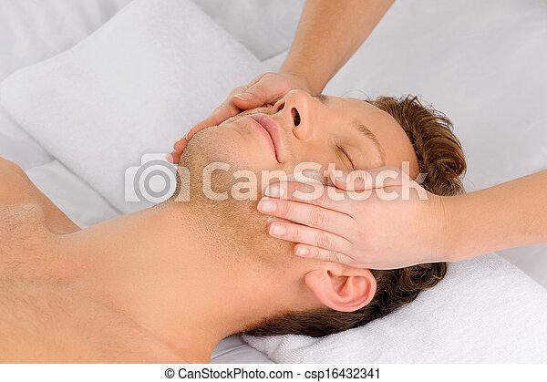 massage de sien