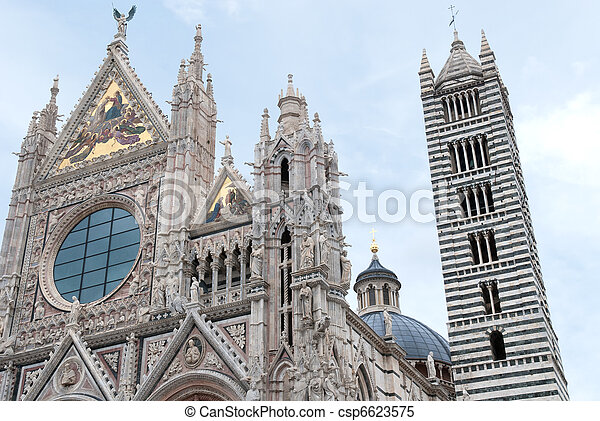 Siena Cathedral - csp6623575