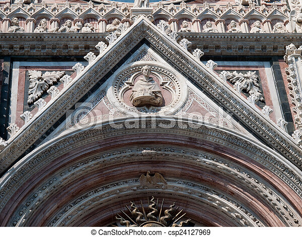 Siena-Italy - csp24127969