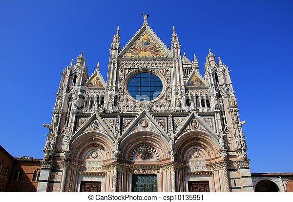 Siena Italy - csp10135951