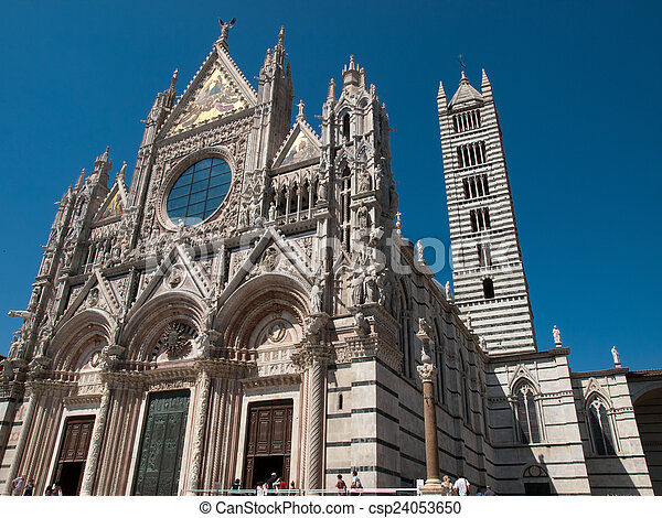 Siena-Italy - csp24053650