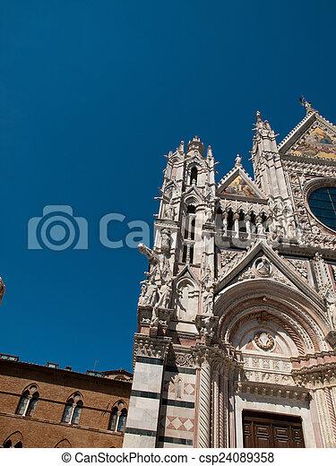 Siena-Italy - csp24089358