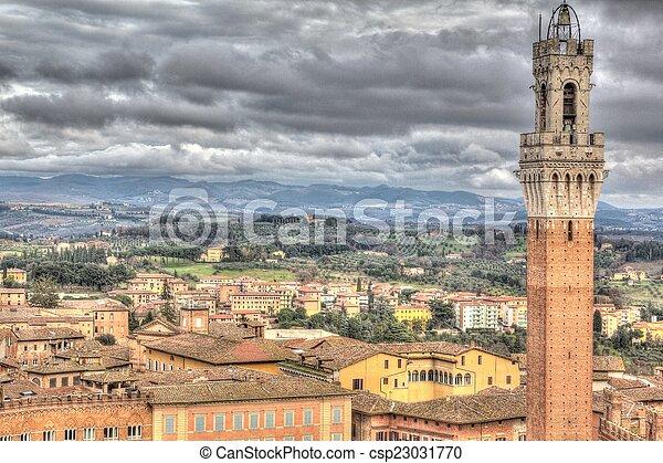 Siena - csp23031770