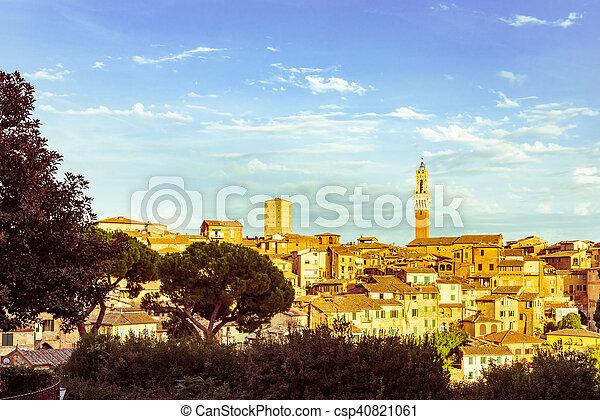 Siena - csp40821061