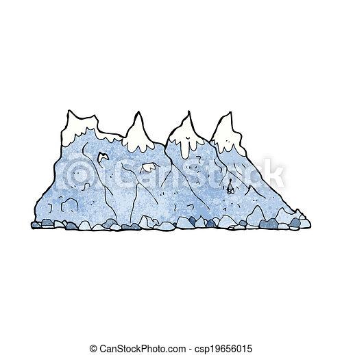 Alcance de montaña - csp19656015
