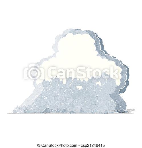 Alcance de montaña - csp21248415