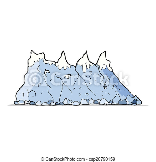 Alcance de montaña - csp20790159