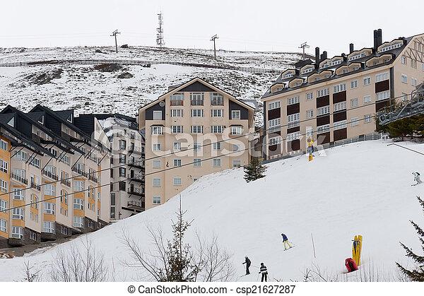Sierra Nevada Spain Ski