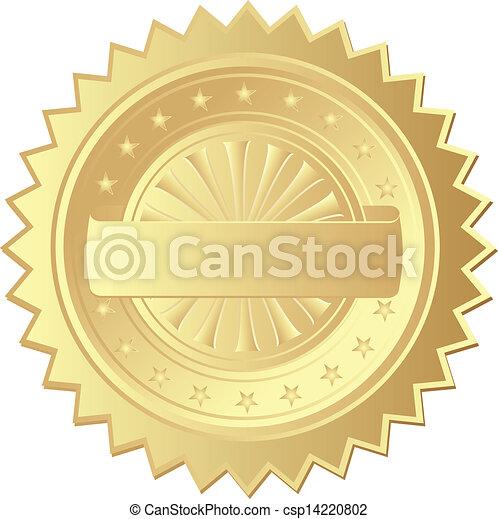 sigillo oro - csp14220802