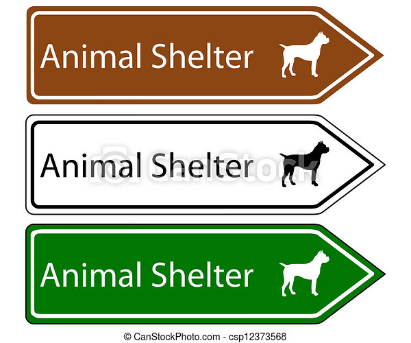 sign animal shelter clip art vector search drawings and graphics rh canstockphoto com  animal shelter clipart black and white