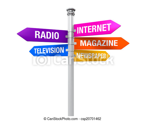 Sign Directions Media Information - csp20701462
