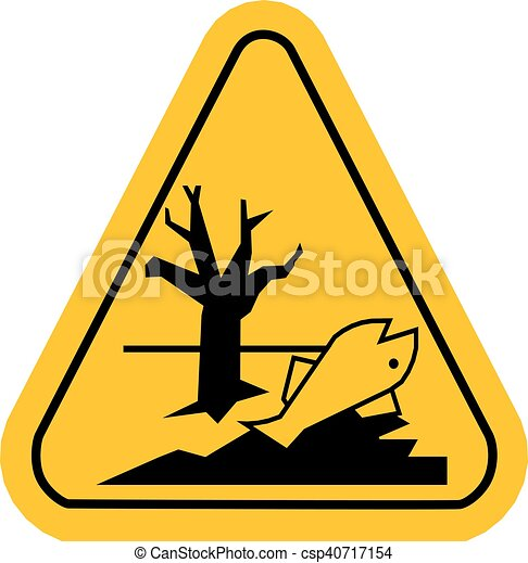 sign of poisonsous dead fish sign of poisonsous in yellow rh canstockphoto com  dead fish clipart