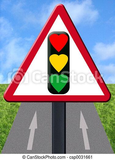 signaal, liefde - csp0031661
