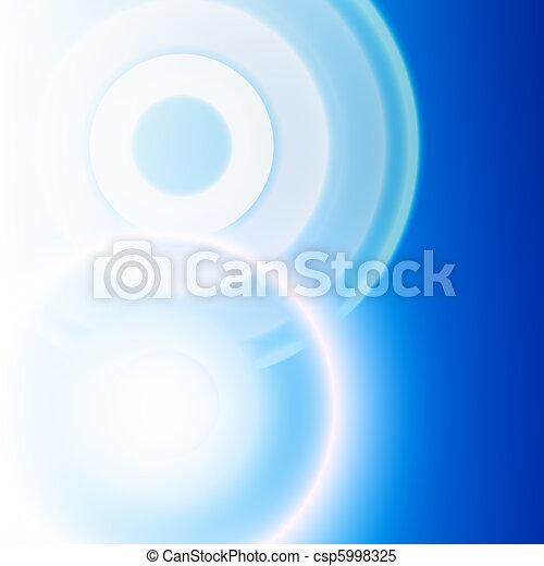 signalljus, abstrakt, bakgrund - csp5998325