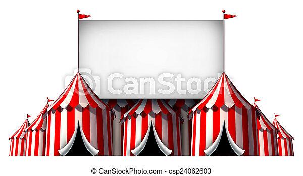 signe, cirque - csp24062603