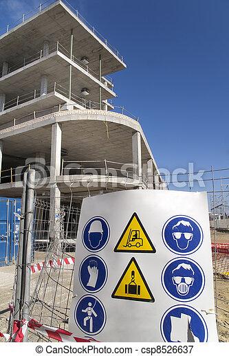 signe construction - csp8526637