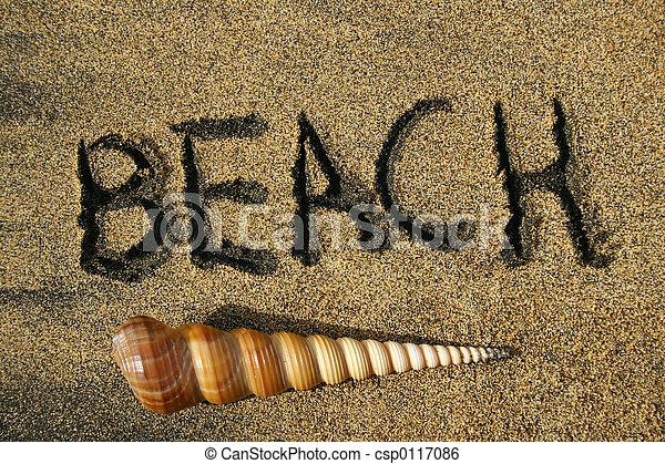 signe plage - csp0117086