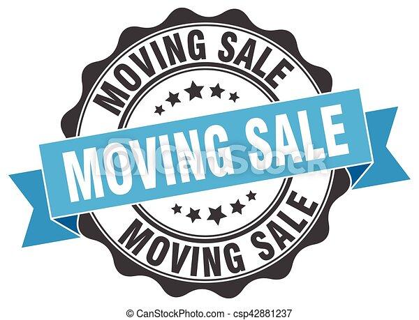 signe., stamp., en mouvement, vente, cachet - csp42881237