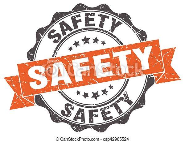signe., stamp., label sécurité - csp42965524