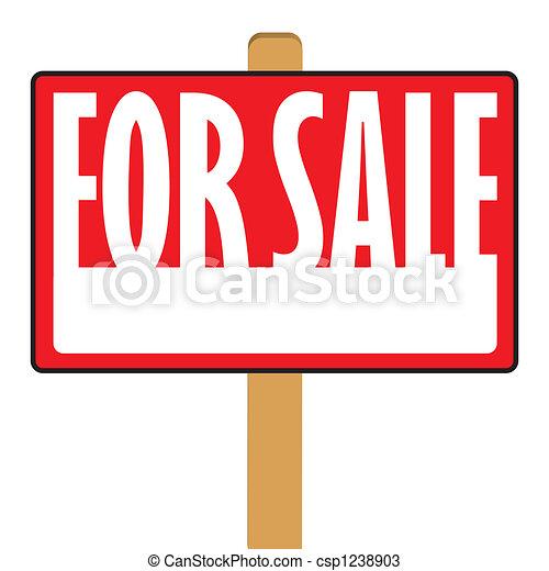 signe vente - csp1238903