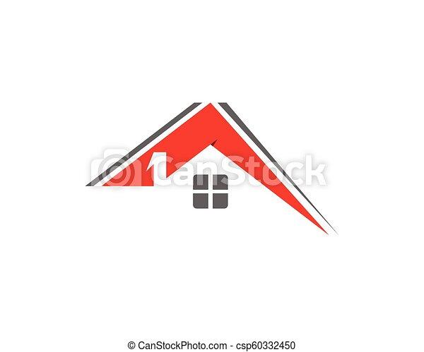 Diseño de Propiedad y Logo de Construcción para el letrero empresarial - csp60332450