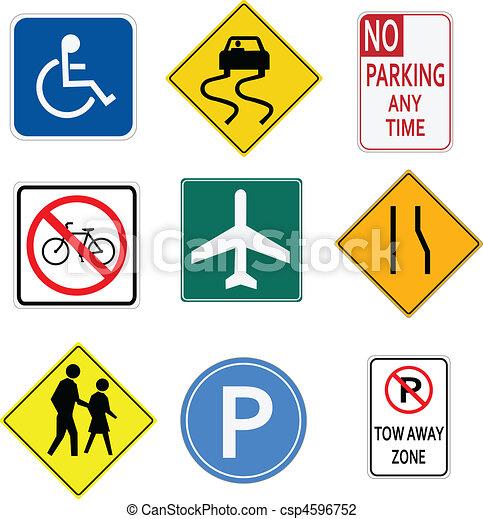 Signs - csp4596752