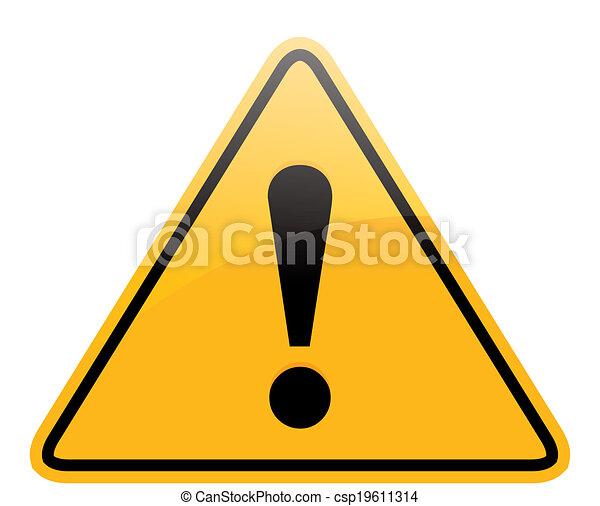 signv, pericolo - csp19611314