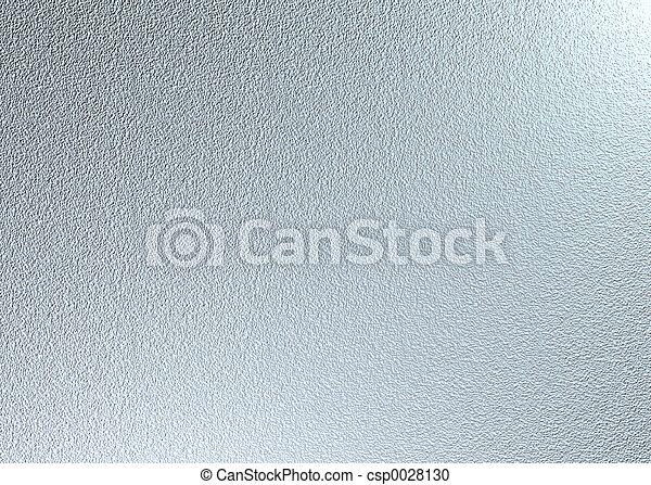 Silberne Beschaffenheit - csp0028130