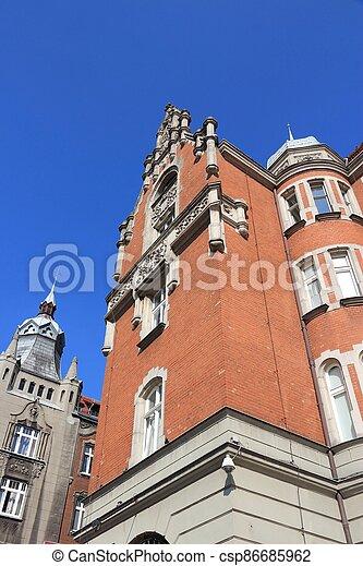 Silesian Museum, Katowice - csp86685962