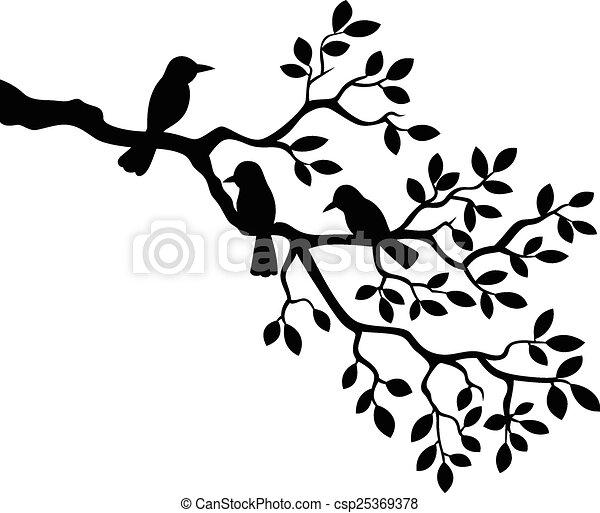 Coloriage Arbre Branche.Branche Arbre Dessin Vvivante