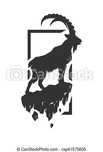 silhouette of a mountain goat silhouette of a mountain longhorn clip art pdf longhorn clip art pdf