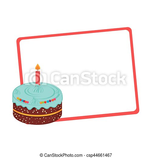 silhouette with gift card with cake vector illustration clip art rh canstockphoto com gift card clip art images gift card clipart free